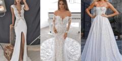 أروع مجموعات فساتين الزفاف لعام 2021