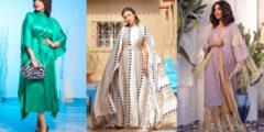 كيفية تنسيق القفطان مع ملابسك في رمضان 2021